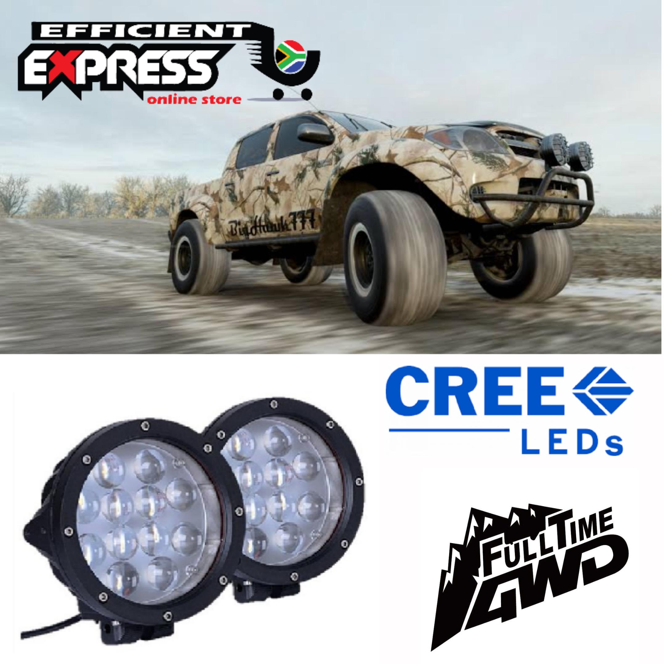 60 Watt CREE Projector LED Spot Lights