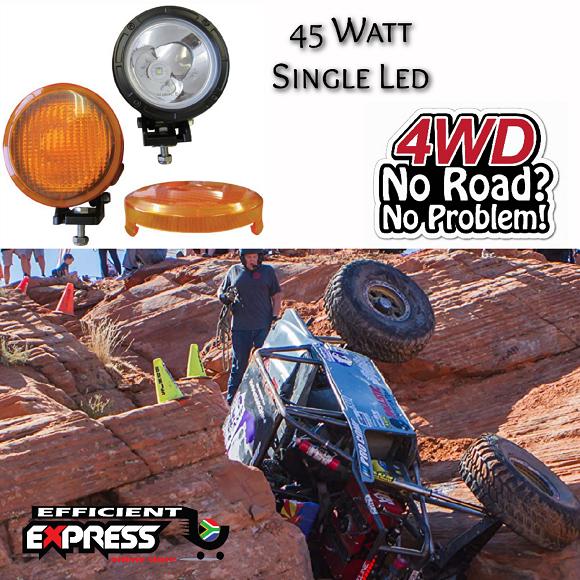 50 Watt Cannon LED Spot Lights