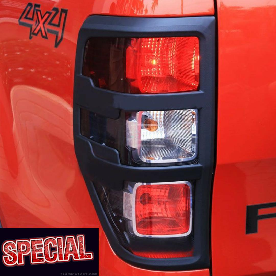 Ford Ranger Tail Light Trims