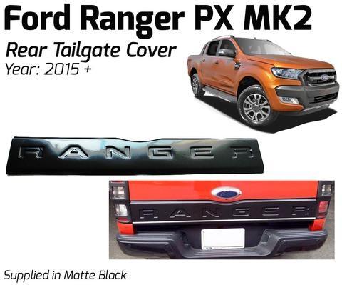 Ranger Tail Gate Plate