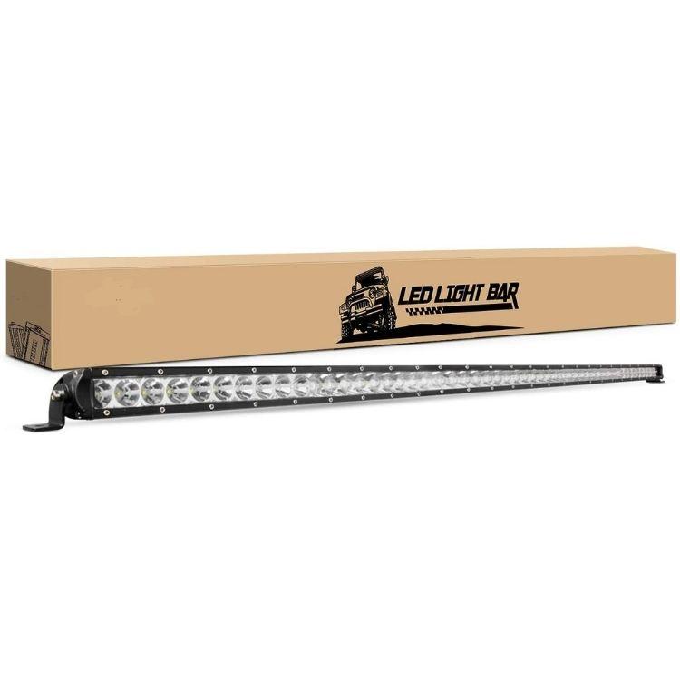 Led Light Bar / Led Spot Light 250 Watt Slim LED Cree 17000