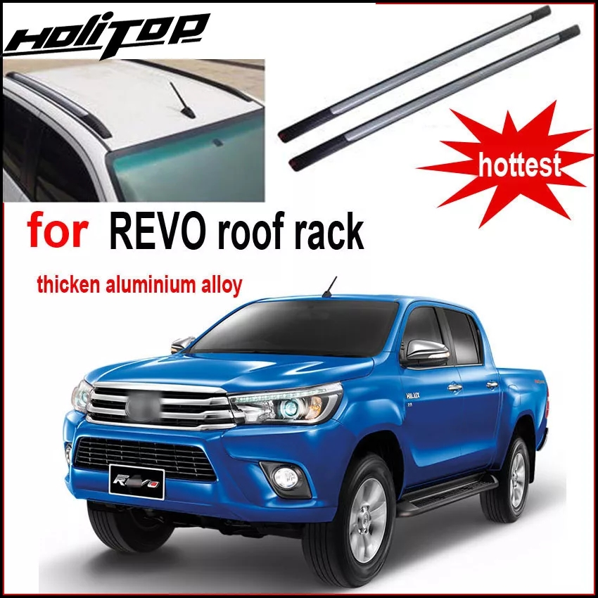 Roof Bars For Toyota Hilux Revo