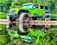 JEEP Snorkels & Tyre Carriers