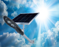 LED Solar Street Lamps