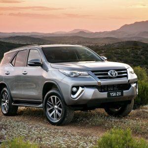 Toyota Fortuner & Prado