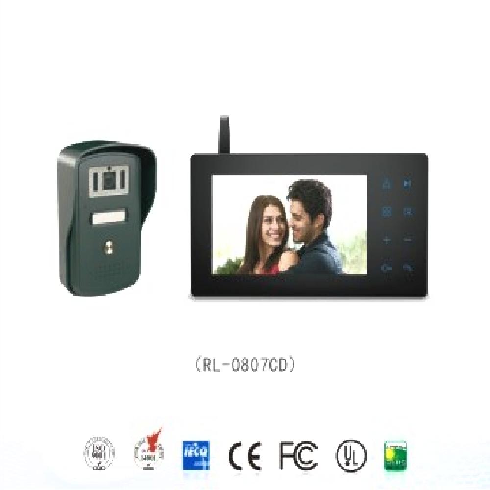 RL Wireless Digital Video Doorphone