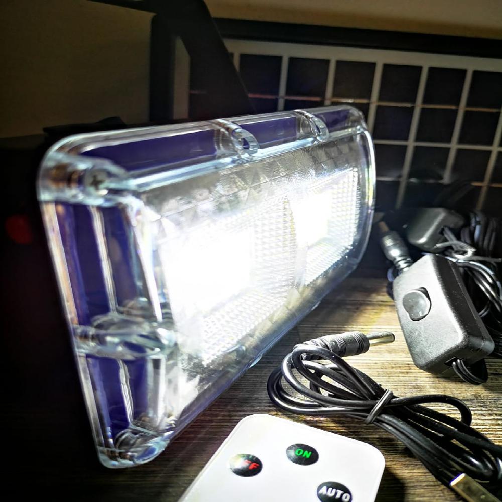 GDPLUS GD-11 Solar Auto Flood Light
