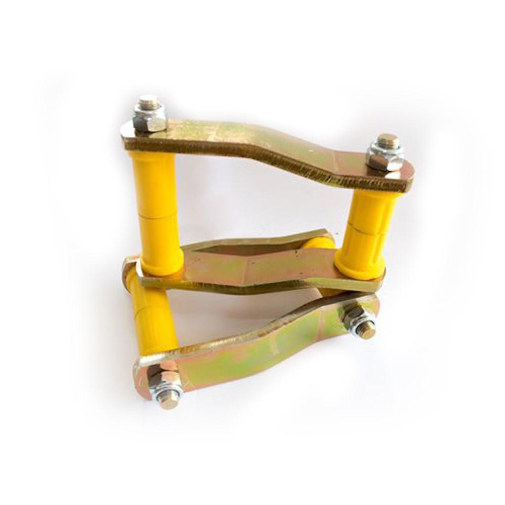 Eezi Lift Suspension Kit Rear Shackles
