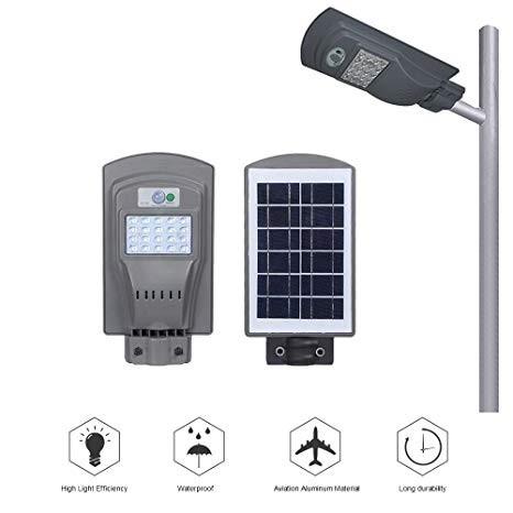 20 Watt Solar Street Light
