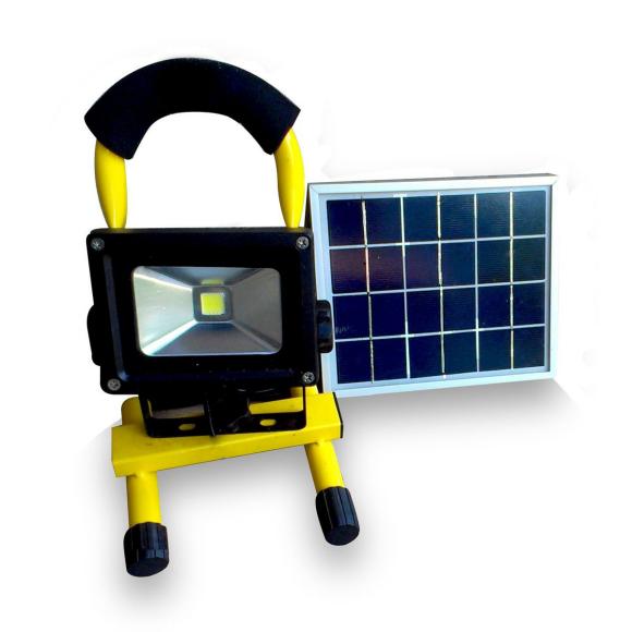 Solar Spotlight 10 Watt