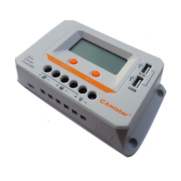 Solar Charge Controller 30 Amp