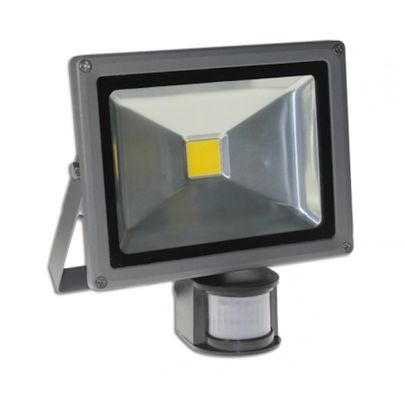 50 Watt LED Flood Light With Motion Sensor