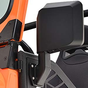 Tubular Door Mirrors – JEEP