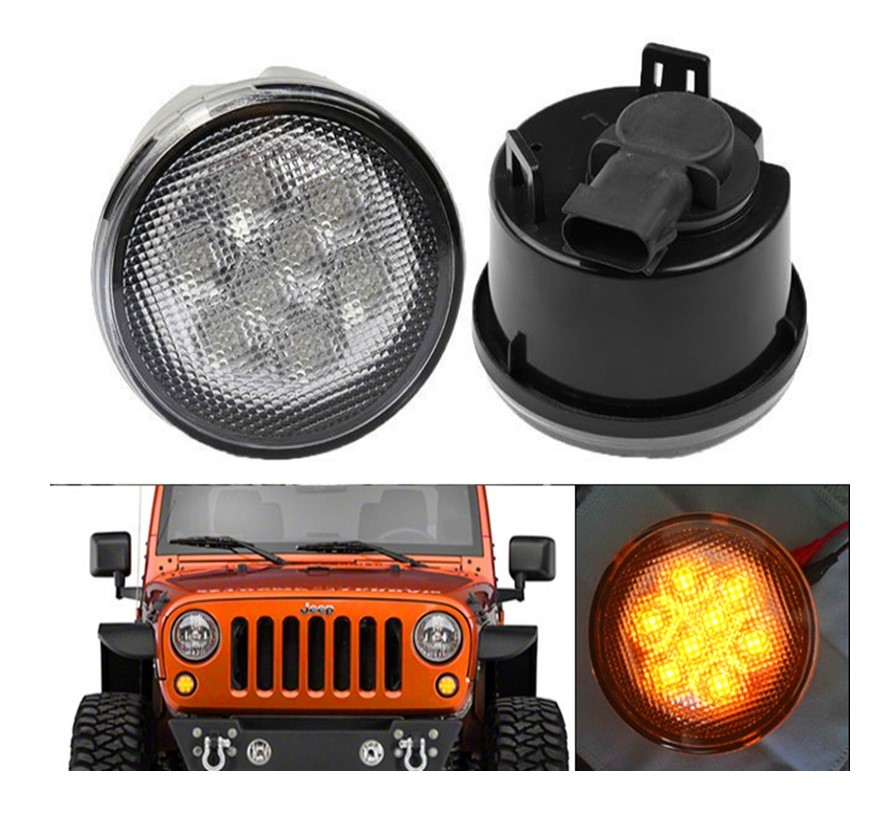 Front Grill Indicator – JEEP