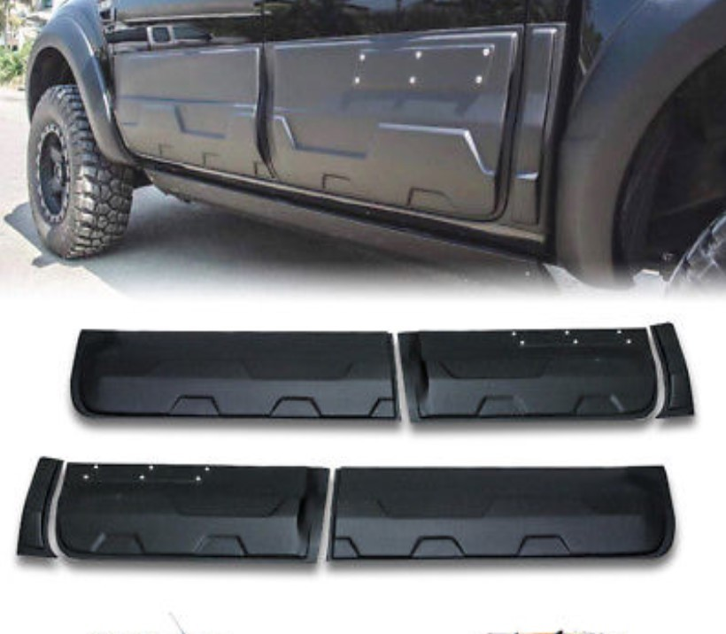 Ford Ranger T6 & T7 Body Cladding