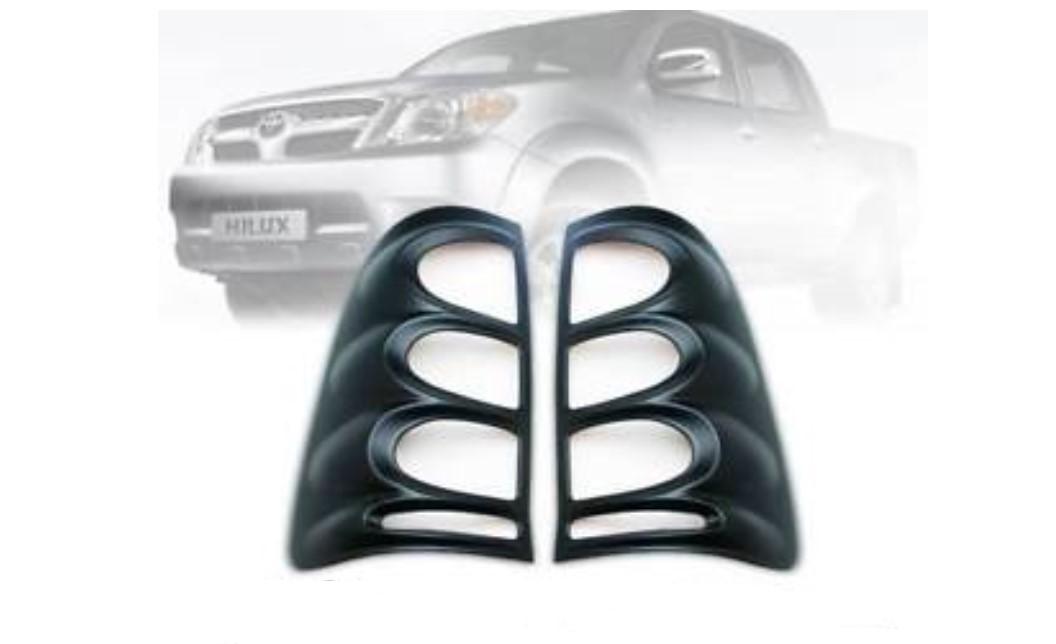 Tail Light Trims For Toyota Hilux Vigo 2012+