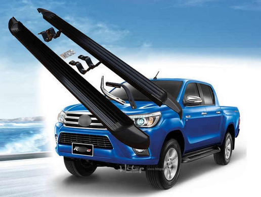 OEM Style Side Steps For Toyota Hilux Revo 2015+