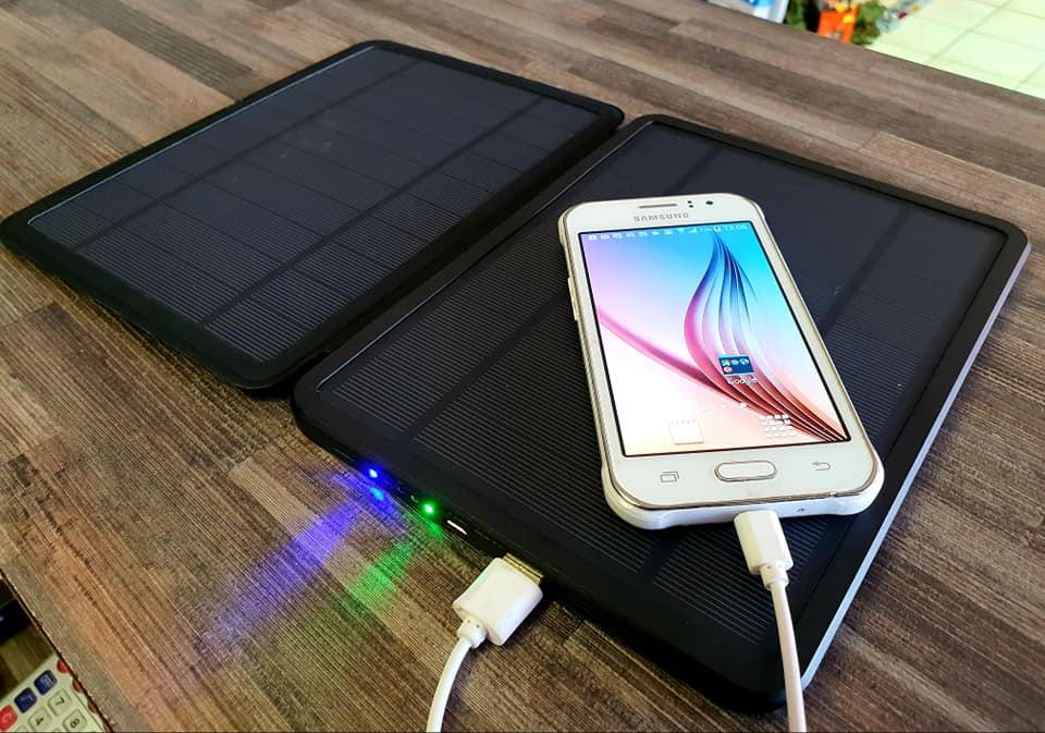 Solar Power Bank 9 Watt