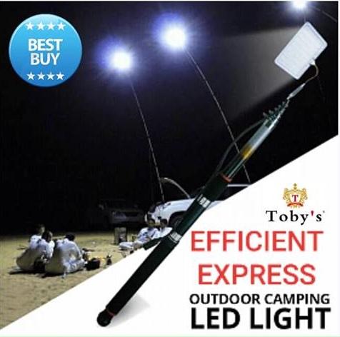 Outdoor LED Telescopic Light 400watt