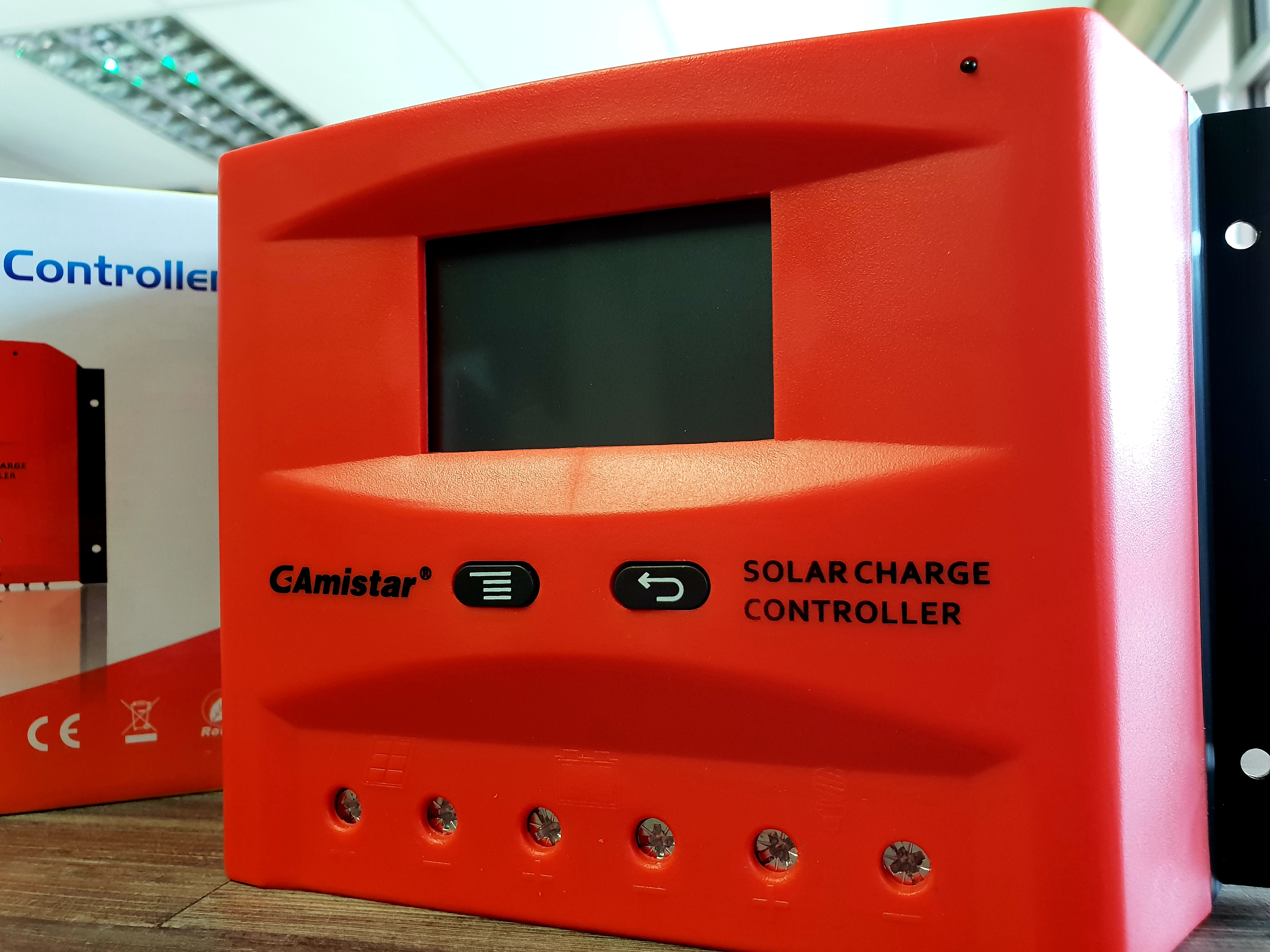Solar Charge Controller 50A