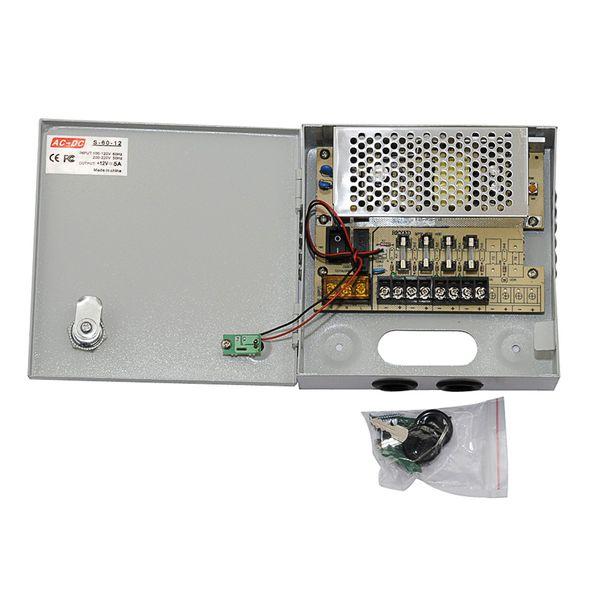 4 Camera 4 Channel 12V Dc Power Supply ET013
