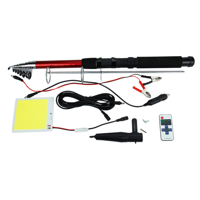 Outdoor Multi-function Rod Lamp 400w Camping LED
