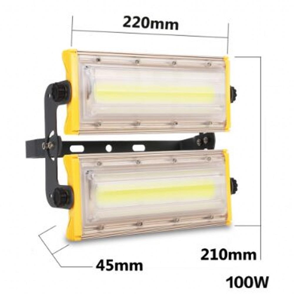 100W LED COB FLOOD LIGHT
