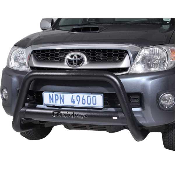 Toyota Hilux D4D Nudge Bar Black 2006-2015