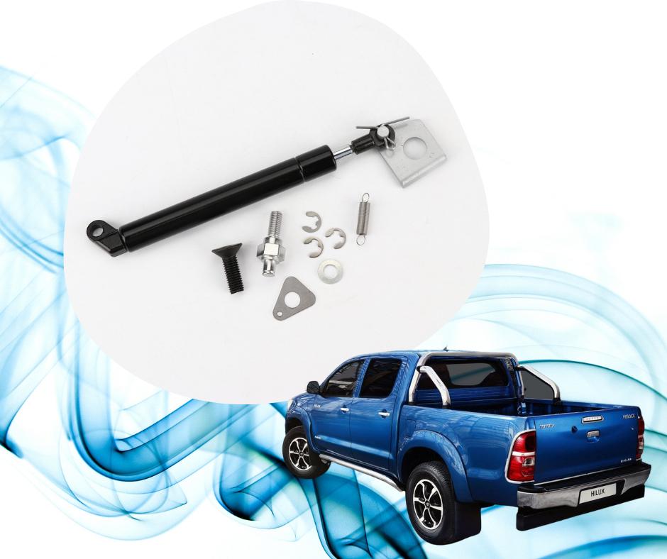 Pick Up Slow Down Shock For Tailgate (Single Shock) Please Select Make & Model Ford Ranger 2012+ Hilux Revo Hilux Vigo Isuzu D-Max