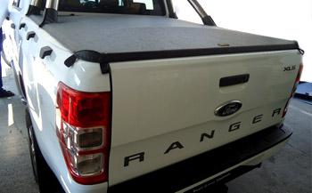 Ford Ranger Tonneau Cover – Super Cab