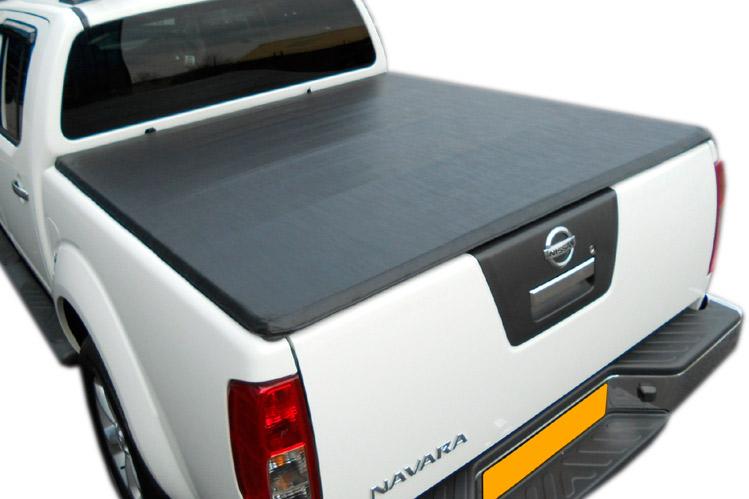 Nissan Navara Tonneau Cover Double Cab