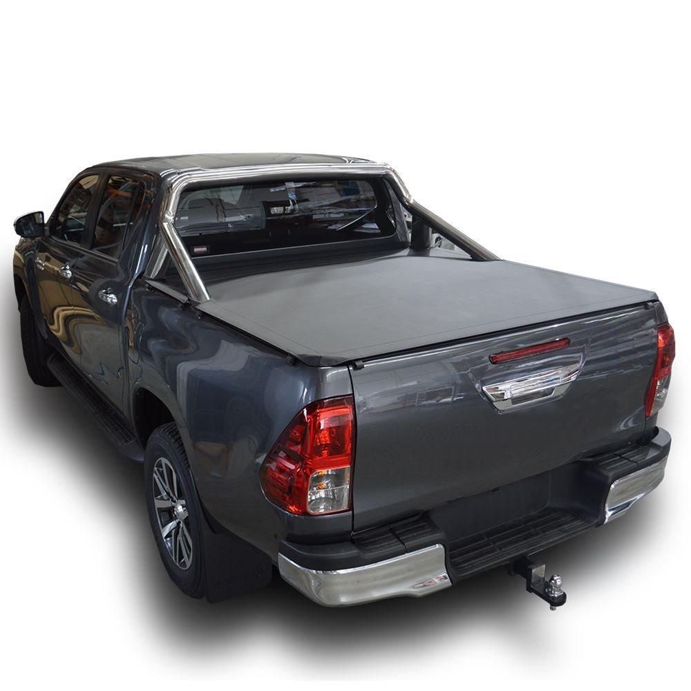 Hilux Revo Tonneau Cover Double Cab