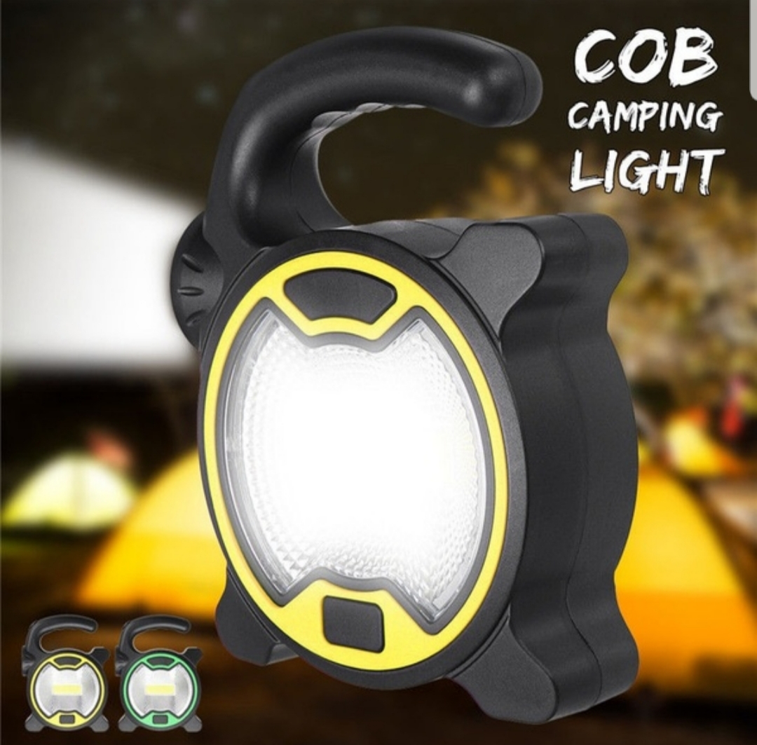 Portable Rechargeable Led Camp Light Solar