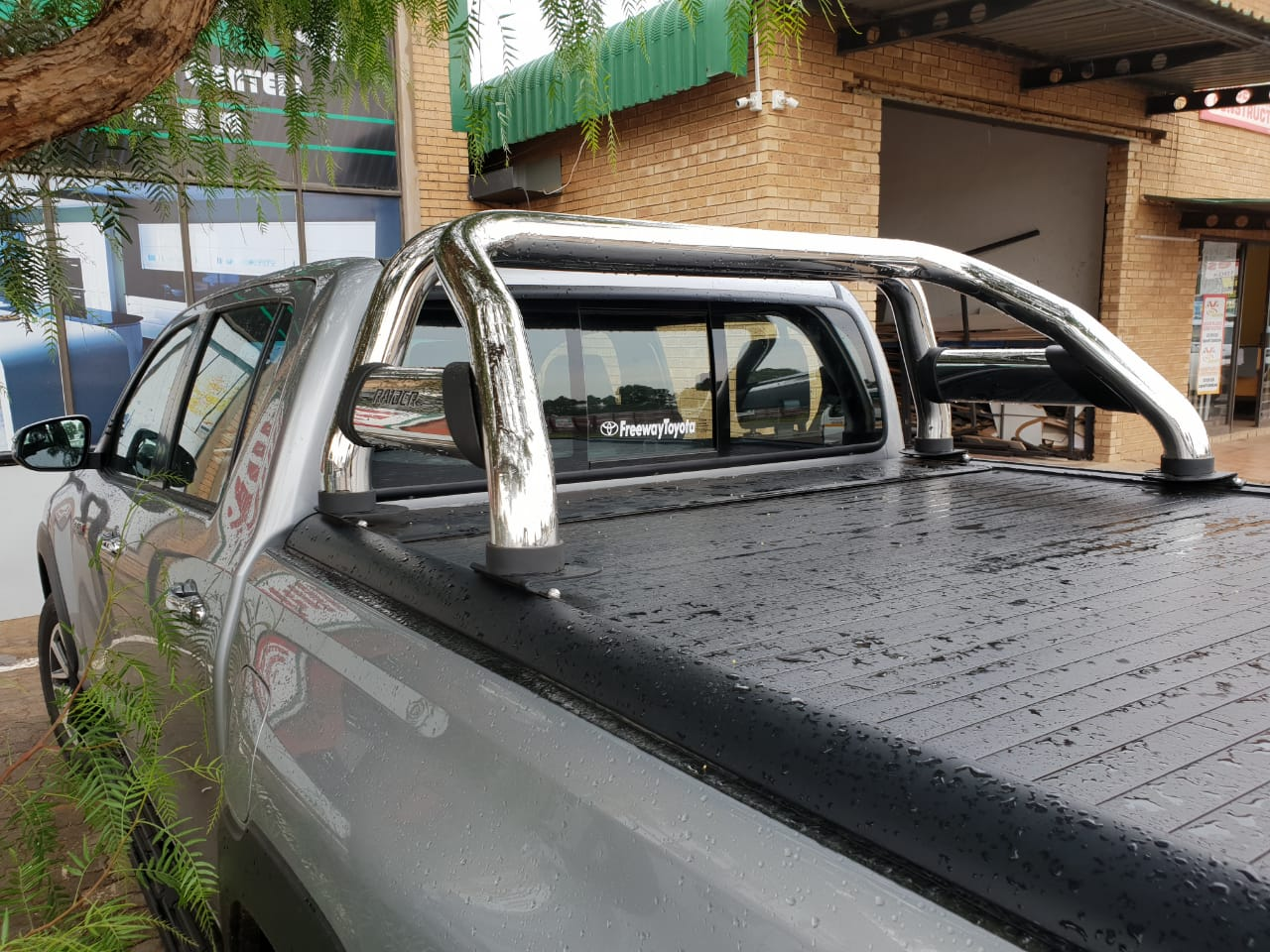 HILUX REVO DOUBLE CAB ROLLER SHUTTER COVER
