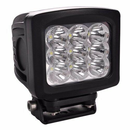 80W CREE LED Spot Beam 12V 24V Led Driving Work Light Bar