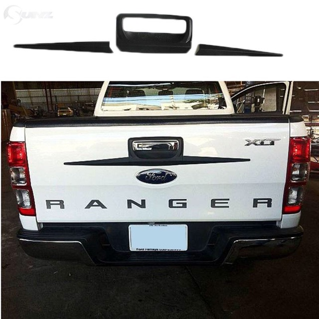 FORD RANGER T6 2012 – 2018 TAILGATE HANDLE COVER