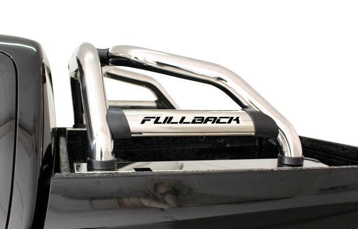 Fiat Fullback 2016 Double Cab Sport Roll Bar