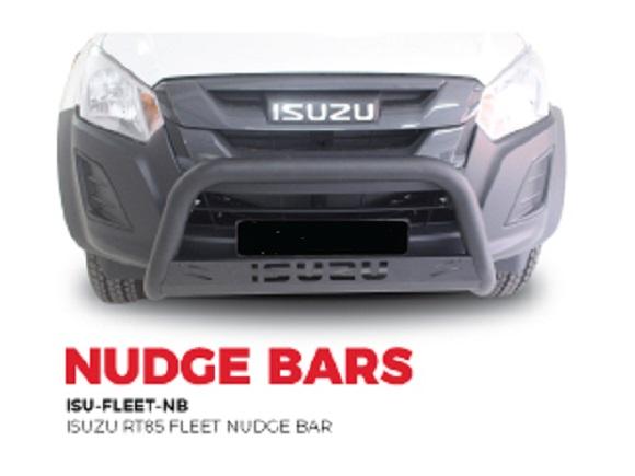 ISUZU Fleet – 2016+ – Isuzu RT85 Fleet Nudge Bar