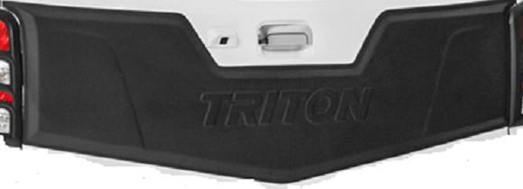 Tailgate Trim Mitsubishi Triton
