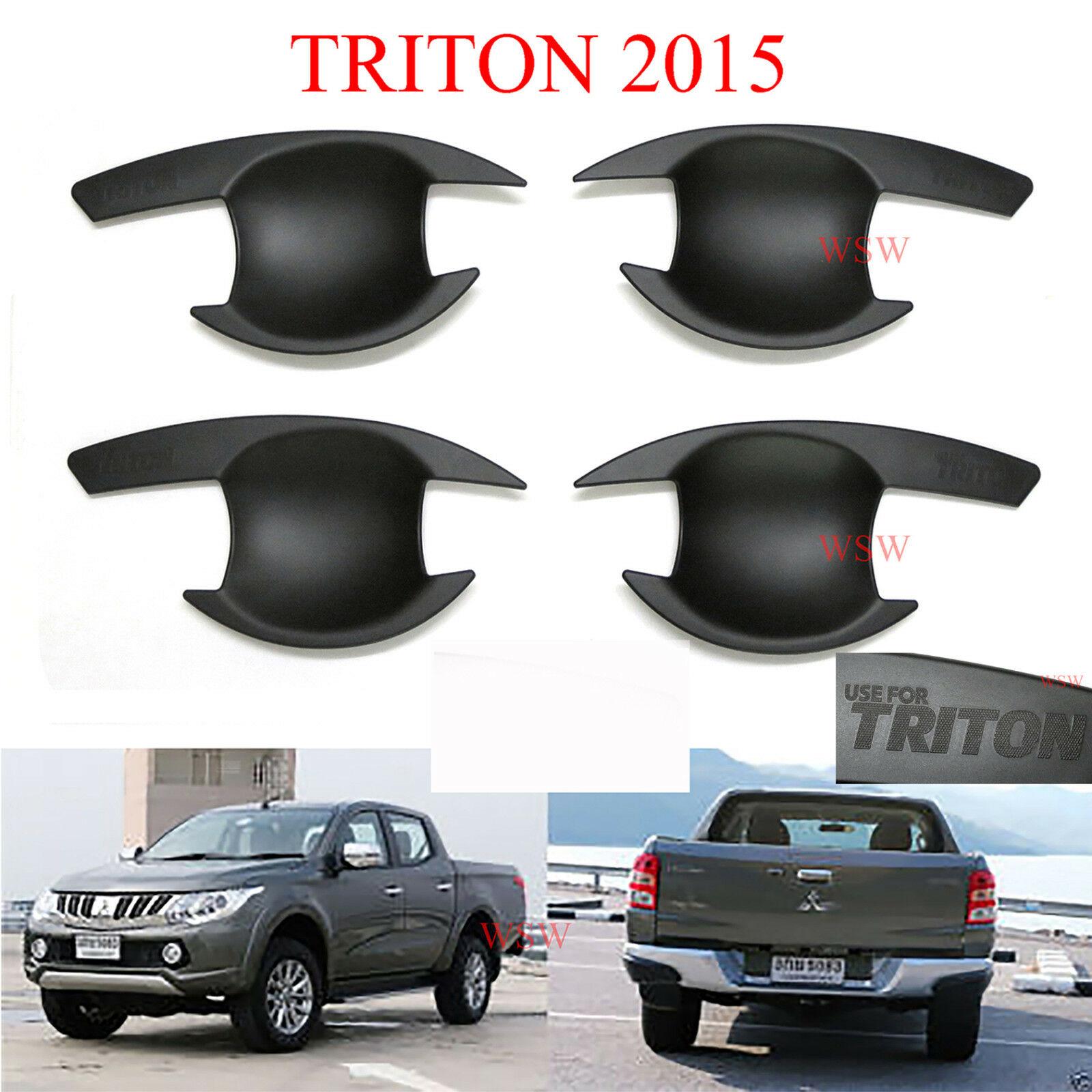 Door Handel Bowls/Inserts For Mitsubishi L200 Triton 2015