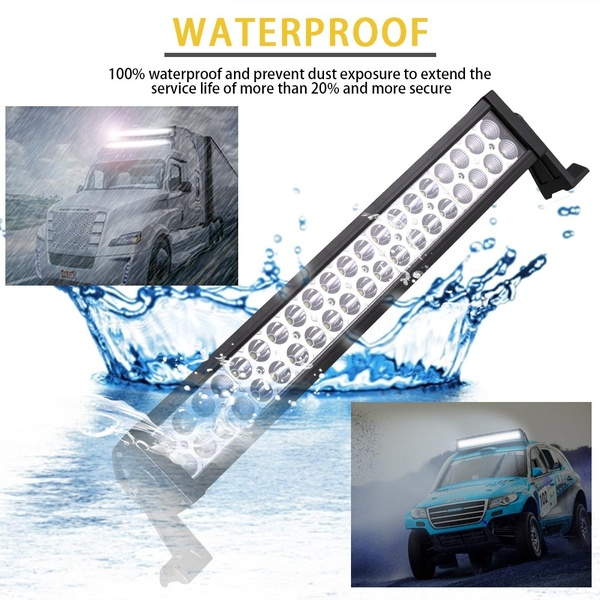 120W LED Light Bar For Off Road