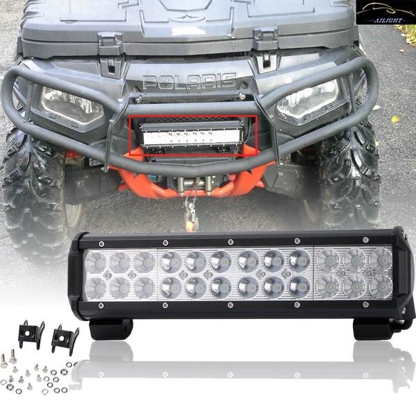 12 Inch 72W LED Work Light Bar Spot Flood Combo