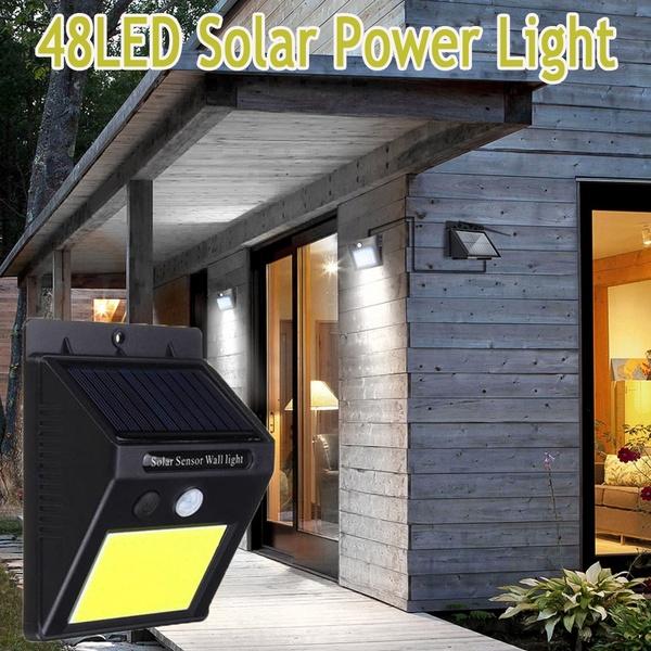 1PC 48 LED Sun Power Wall Lights