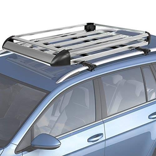 Aluminium Roofrack Universal – 1200mm X 980 Mm (BLACK OR SILVER) All Bakkies And SUV
