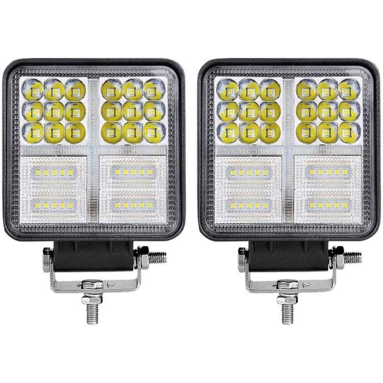 Led Spot Light / Led Light Bar 1 X 177 Watt LED 4inch Set Of 2