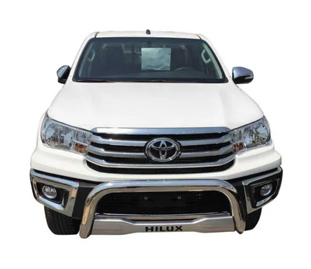 Hilux Revo Stainless Nudgebar 2015 +