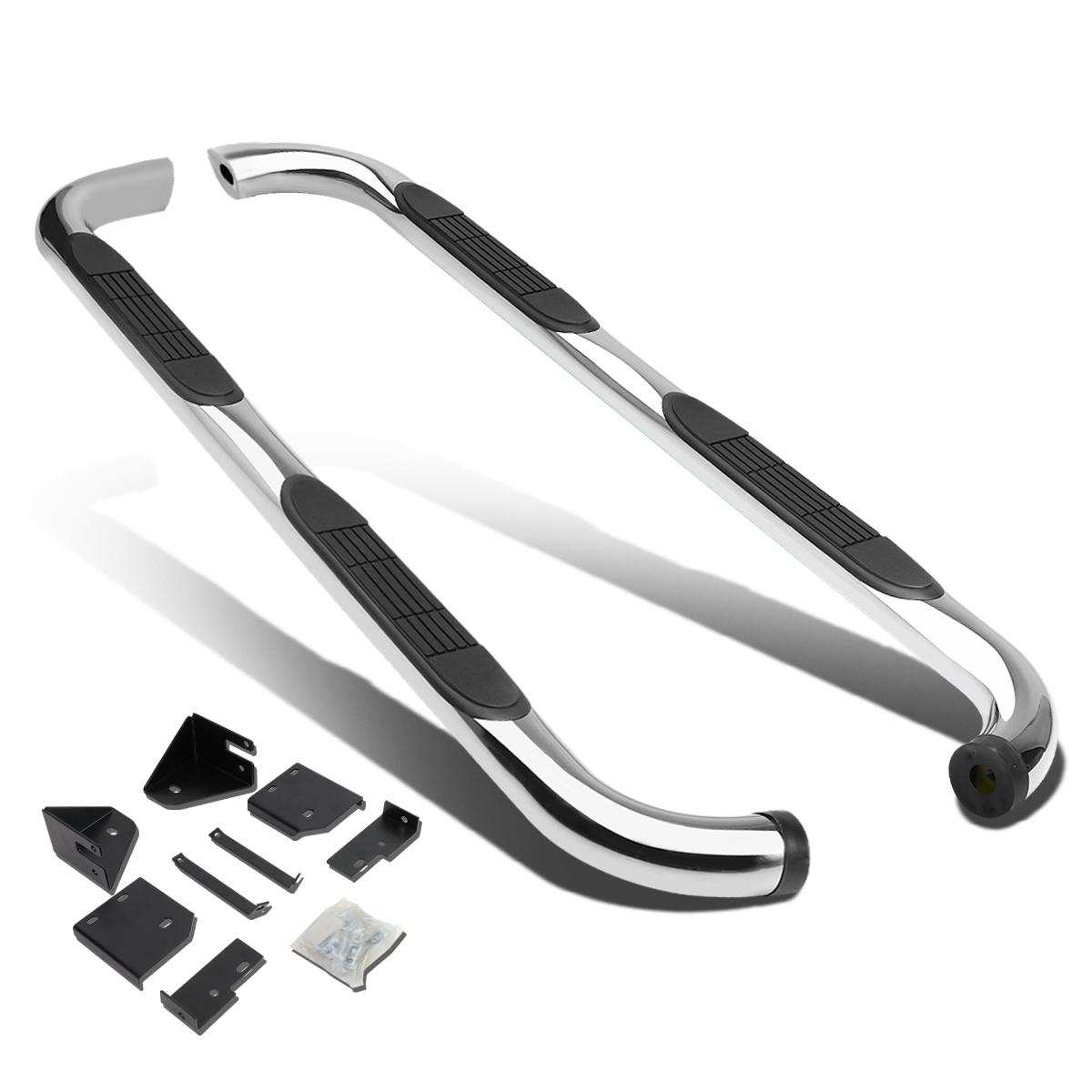 Ford Ranger 2012+ Stainless Steel Side Steps