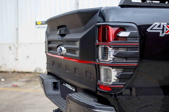 Ford Ranger 2015-2017Taillights Trims Rhino Series SET OF 2