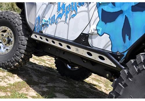 Jeep Wrangler Poison Spyder Jk 2D Rock Brawler Black Powder Coat – 17-08-200P1