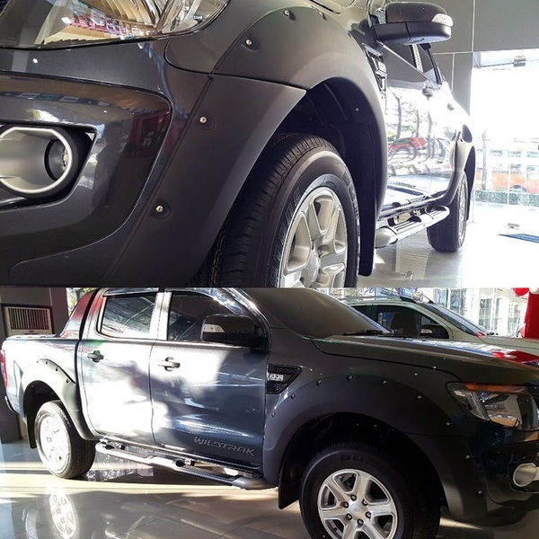 Ford Ranger T6 Facelift Wheel Arches 2012-2014